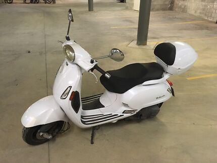 2013 TGB Bellavita 300i scooter