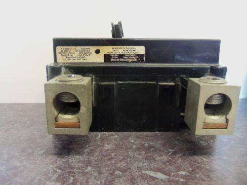 NICE SQUARE D 150A 2P 120/240VAC TYPE QOM2 CIRCUIT BREAKER QOM2150VH A23V2