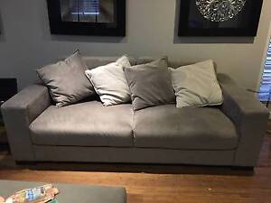 Seattle 2 and 3 Seater Sofa Pair Coorparoo Brisbane South East Preview
