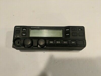Kenwood Kch-11 Remote Display Head For Tk-690h Tk-790h Tk-890h Radios