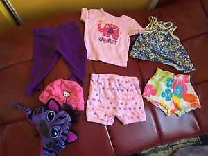 6/12 months girl clothes