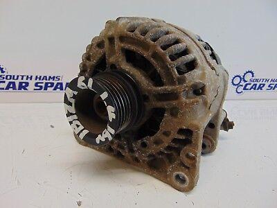 Seat Ibiza 6L Polo 9N3 02-08 1.4 16v Petrol Manual Alternator Bosch 037903025M