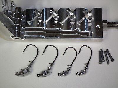 Tackle Craft - Aluminum Fishing Mold