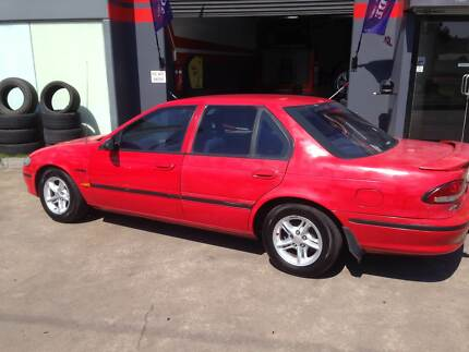 1995 Ford Falcon xr6,ford ef xr6,xr6,cheap Melbourne Region Preview