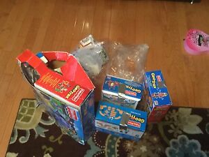 Fisher-Price Geo Track kids toy train set