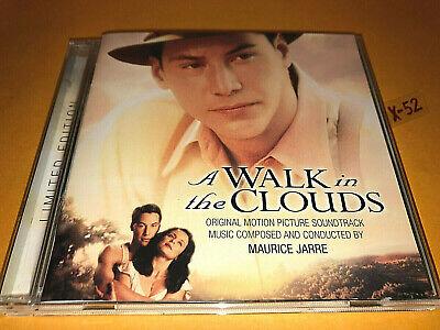 A WALK IN THE CLOUDS cd MAURICE JARRE limited edition KEANU REEVES la-la