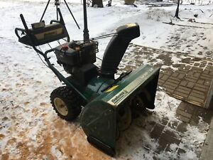 Good snowblower to trade