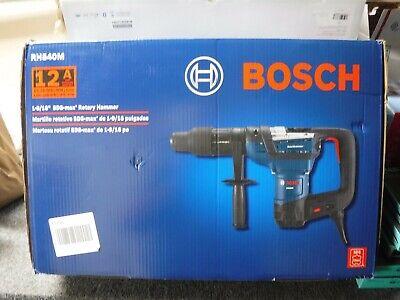 New Bosch 120-volt Demolition Hammer Rh540m