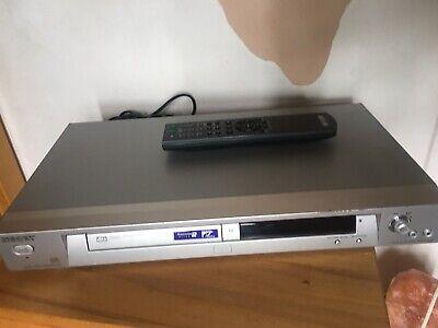 Sony DVP-NS305 DVD-Player mit Fernbedienung Silber Design Player Slime HiFi online kaufen