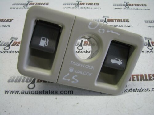 Lexus LS430 under-dash lock unlock release switch buttons 18A118 used 2006