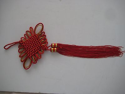 Red/Gold Lucky Charm Big Size NEW