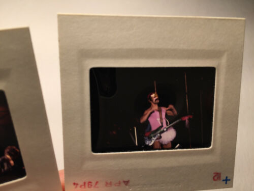 23x 35mm SLIDES california world music festival 1979 live concert AEROSMITH rock