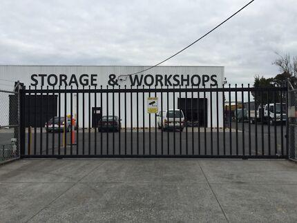 Factory For Rent Cheltenham Secure 24 Hr Access