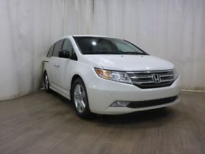 2012 Honda Odyssey Touring DVD Leather Power Sliding Doors