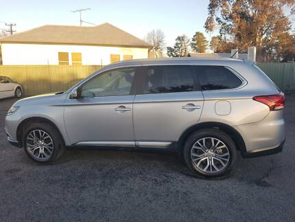 2016 Mitsubishi Outlander SUV 7 Seater Yass Yass Valley Preview