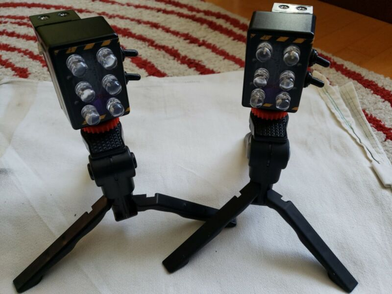 LED IR Infrared Night Vision Video - Ghost Light Illuminator