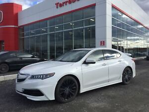 2017 Acura TLX Technology Package + Aspec