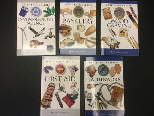 Merit Badge Series Books