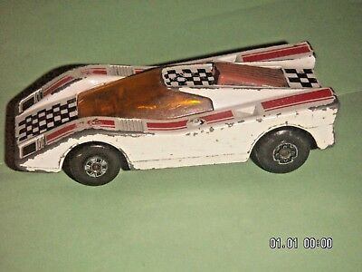 MATCHBOX SUPERFAST 1971 Hairy Hustler No.7 M.I.ENGLAND LESNEY PRODUCTS - $5.95