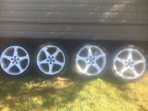 "18"" Ford factory rims"