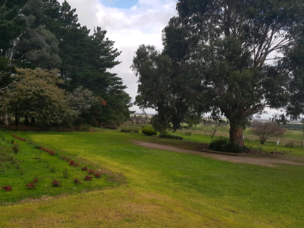 11 acres plus a brick house.only 90 minutes to melbourne city
