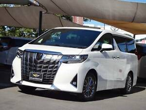 2019 Toyota ALPHARD Executive Lounge luxury 7 seater MPV (New) Moorooka Brisbane South West Preview