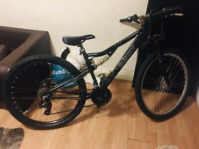 full suspension mountain bike large
