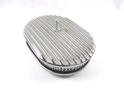 12'' Oval Finned Air Cleaner w/ Element BPE-1101