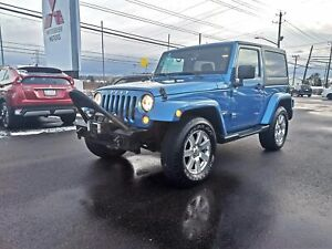 2015 Jeep Wrangler Sahara - only $248 biweekly all in!