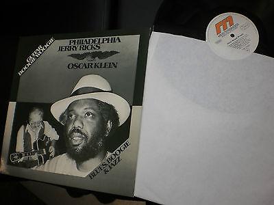 PHILADELPHIA JERRY RICKS / OSCAR KLEIN - Guitar Boogie Woogie, Meistersinger