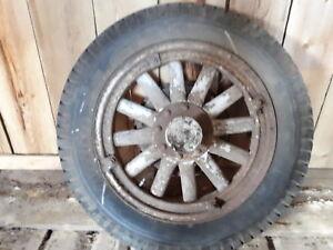 Antique truck rim 19 inch