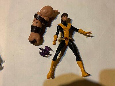 MARVEL LEGENDS X-MEN KITTY PRYDE SHADOWCAT from juggernaut baf build a figure