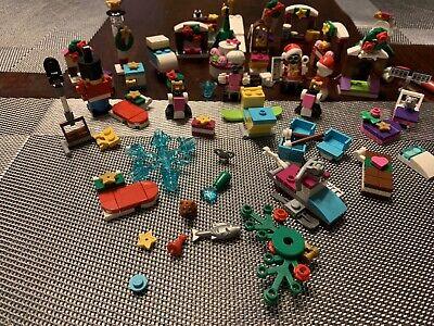 Lego Friends Advent Calendar Pieces Lot