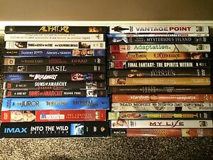 DVD Movies/series/sets