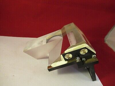 Reichert Polyvar Head Prism Assembly Optics Microscope Part As Pictured 10-a-16