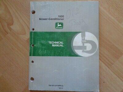 John Deere Disc Mower Conditioner