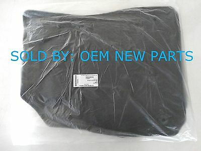 2016-2018 Chevrolet Malibu Floor Mats Set Front Rear Genuine OEM Black 84052213 (Chevrolet Malibu Set)