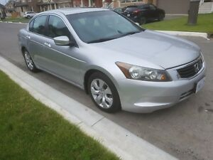 2008 Honda Accord $5500