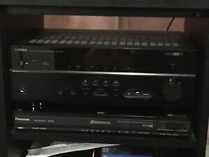Yamaha rxv 573 , Marantz SR4200, Energy speakers