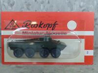 NEW Roskopf RMM Minitanks Compatible WWII German Tiger I Heavy Tank Lot 2269K