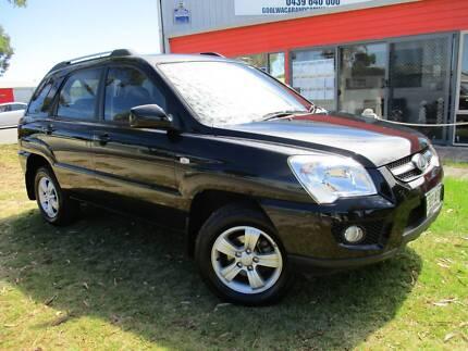2009 Kia Sportage LX 4 Cyl