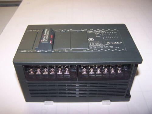 GE GENERAL ELECTRIC VERSAMAX MICRO PLUS CONTROLLER IC200UDD020-CD