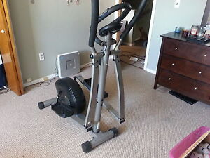 Body Break Elliptical