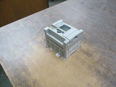 Allen-bradley Micrologix 1100 Controller 1763-l16bbb Ser. B Rev. E Frn 9.0 Used