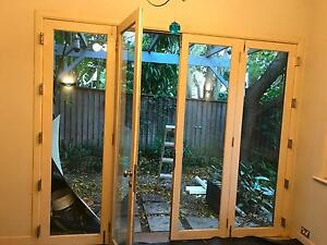 Bi-fold door set Newtown Inner Sydney Preview