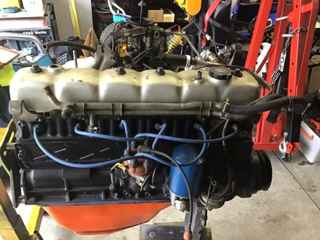 Toyota Land Cruiser 3f Engine 450
