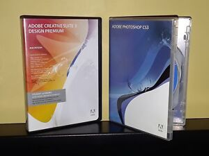 Adobe Photoshop CS3 ** for Mac ** FREE Delivery in SE
