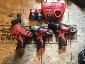 Milwaukee M12 kit!