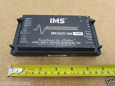 Ims Im1007-nr-am1 Microstepping Stepper Motor Drivercnc 3d Printing Stepping