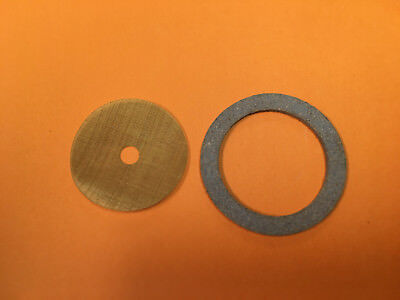 Allis Chalmers Fuel Sediment Bowl Screen Gasket Kit Wc Wd45 D17 D19 D21 70208363